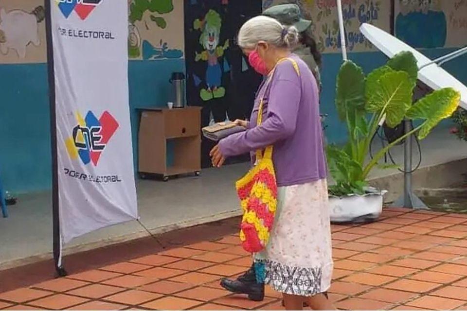 CNE voto indígena