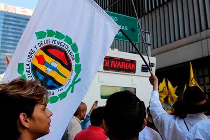 AD tras asalto de colectivos a su sede: Nuestra militancia no se arrodilla