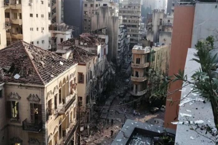Explosiones en Beirut causaron daños leves a la embajada de Venezuela