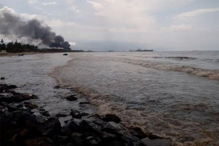 Puerto Cabello es la cuarta localidad afectada por derrames de crudo en una semana
