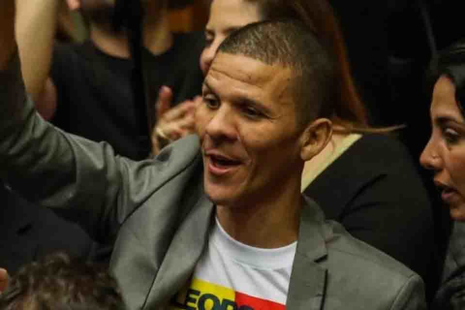 Gilber Caro presos políticos Voluntad Popular