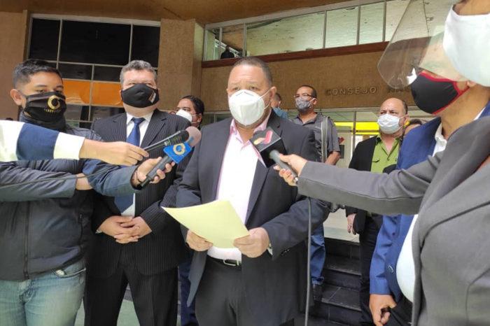 Partidos intervenidos por el TSJ exigen al CNE observación internacional en elecciones