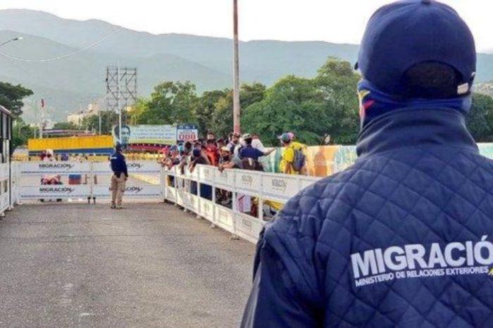 Puente internacional Simón Bolívar Táchira Colombia