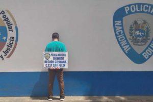 Médico detenido Bolívar PNB