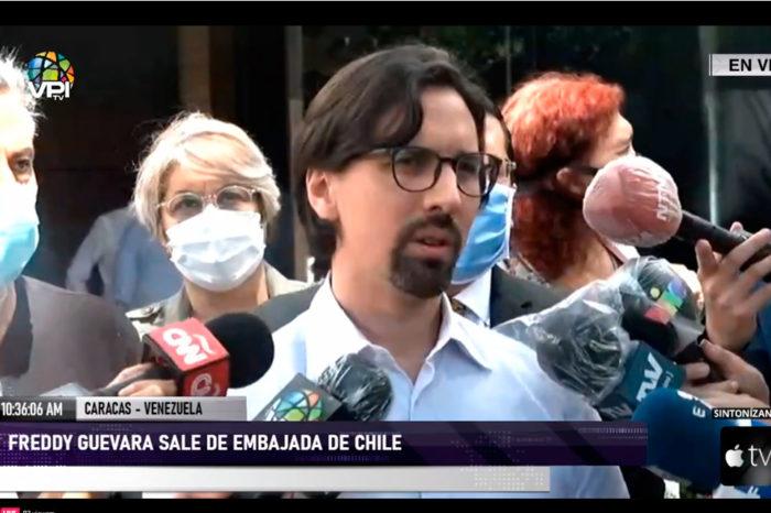 Freddy Guevara: Luisa Ortega Díaz también es responsable de crímenes del gobierno
