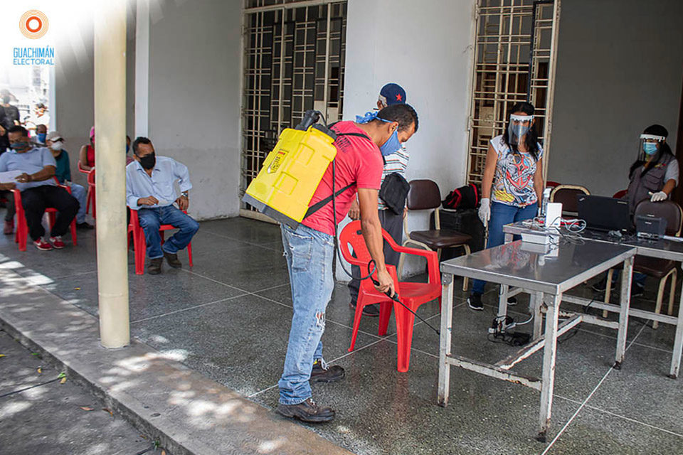 Covid-19 #GuachimanElectoral