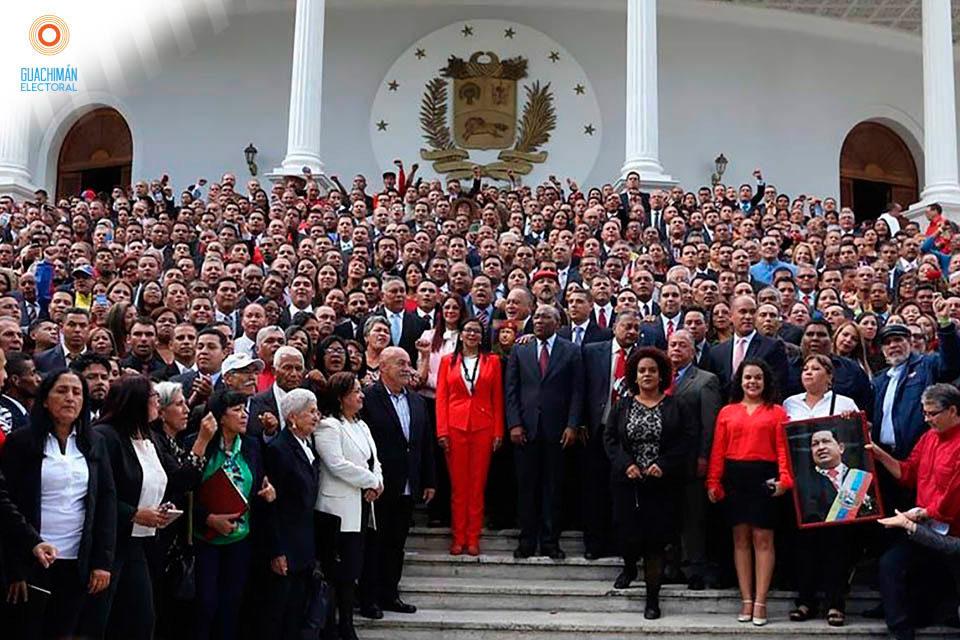#GuachimanElectoral