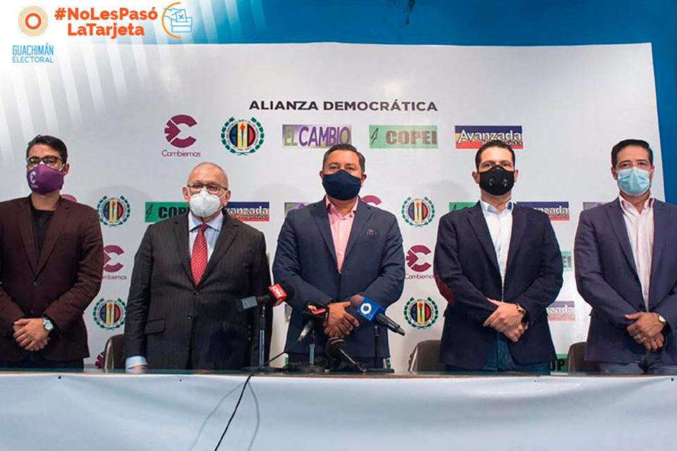 Alianza #GuachimanElectoral
