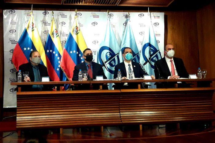 Saab y Arreaza montaron informe paralelo para rebatir Misión de la ONU