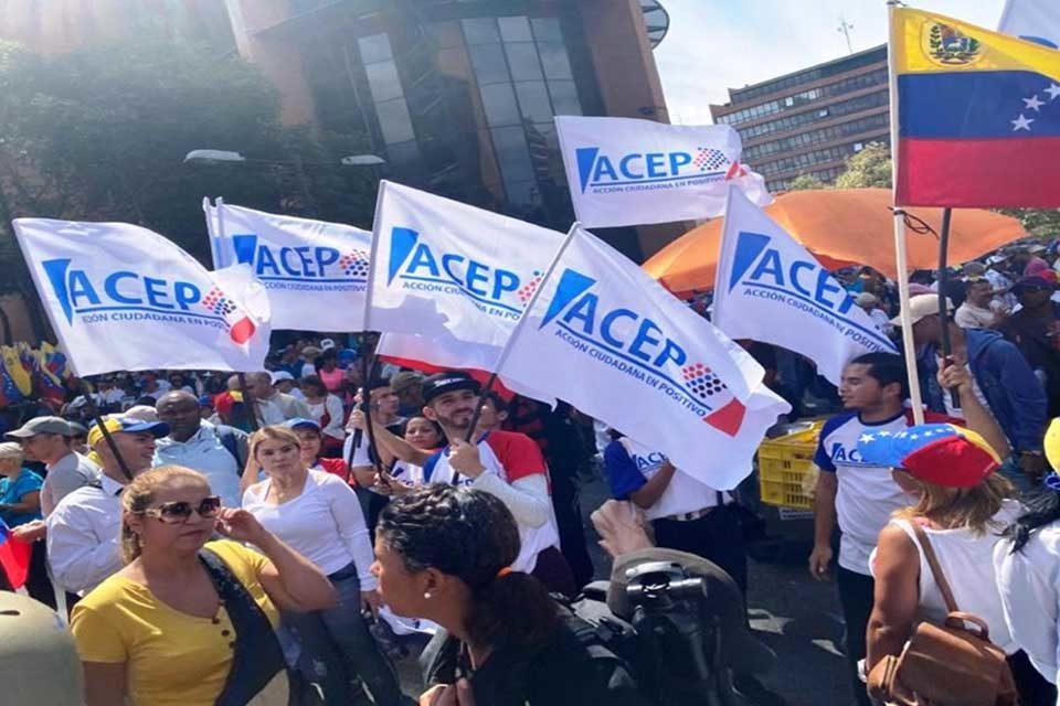 ACEP banderas TSJ
