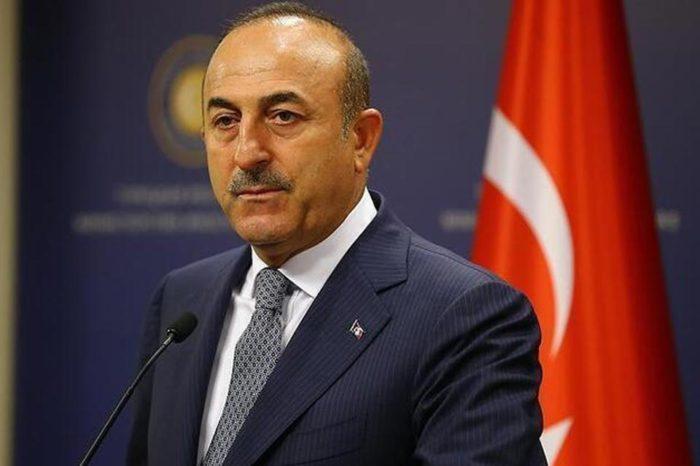 Mevlüt Çavuşoğlu, Canciller de Turquía