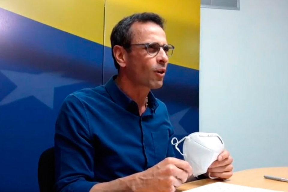 Capriles,o el regreso de la política