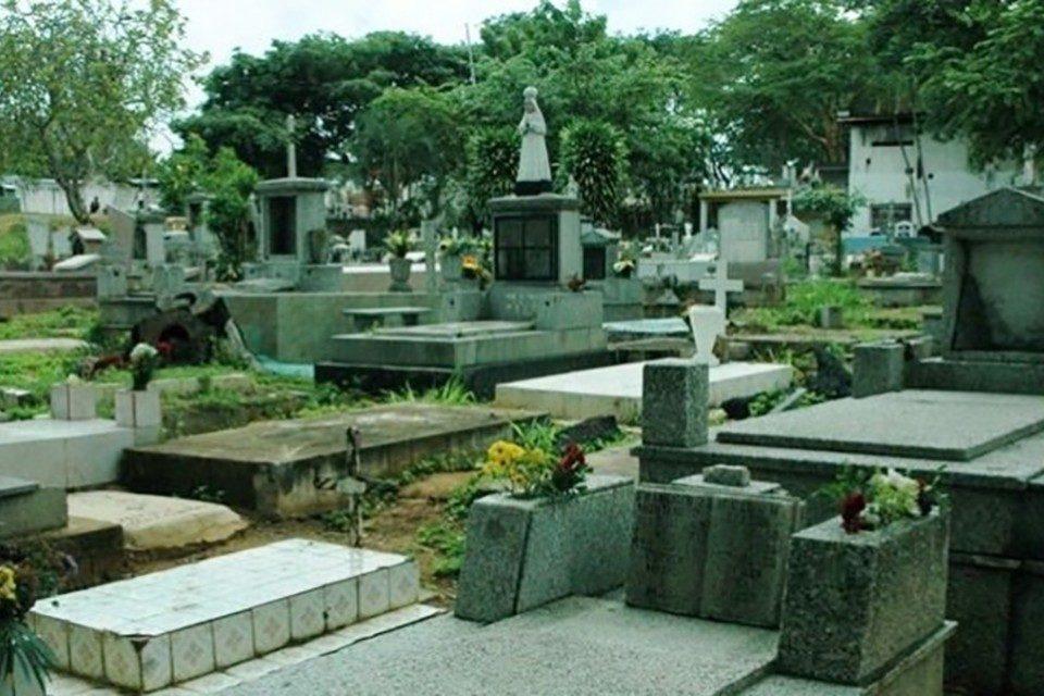 Cementerio de Chirica servicio funerario