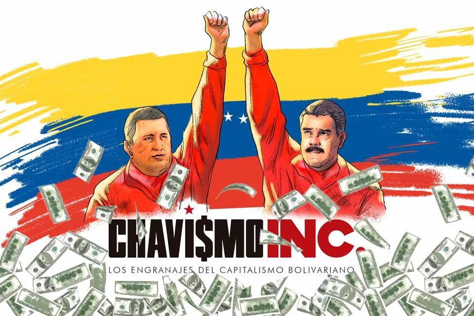 Chavismo INC portada