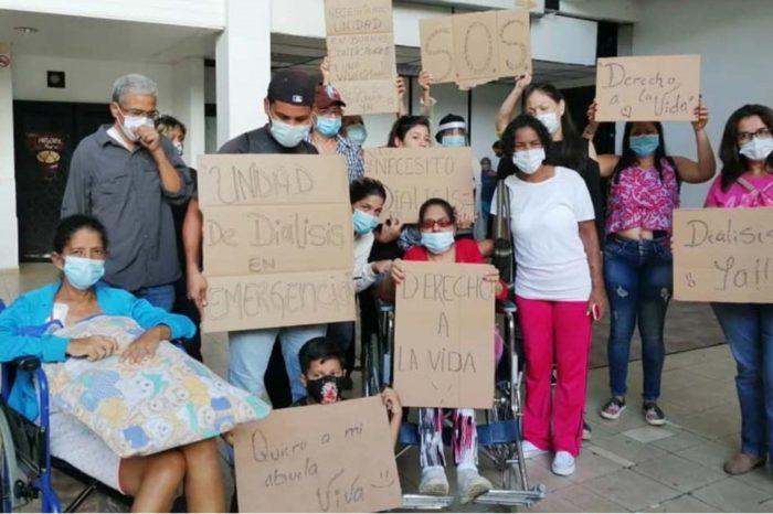Cierran unidad de hemodiálisis y diálisis en Bolívar por colapso del sistema de ósmosis