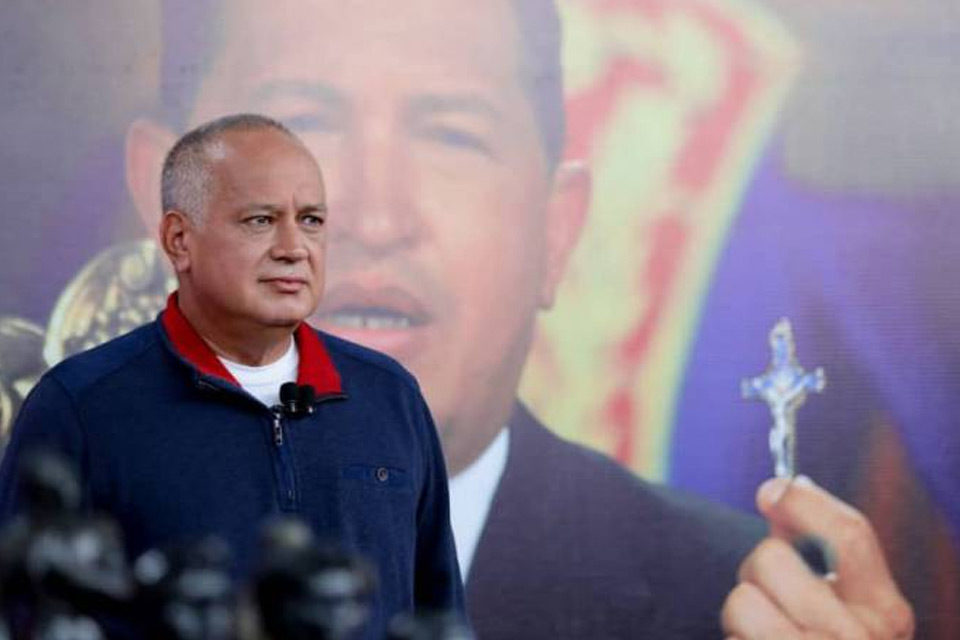 Diosdado Cabello sobre el informe de la ONU