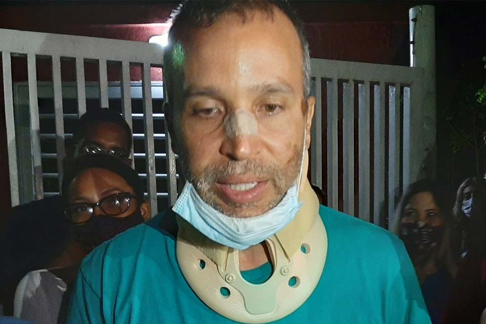 Médico agredido por la PNB , Williams Arrieta, liberado