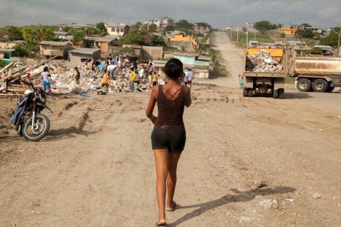 Dolor de un pueblo que fenece, por Leosalvy Velásquez Rodríguez