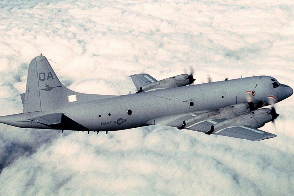EEUU avion reconocimiento P38 Orion