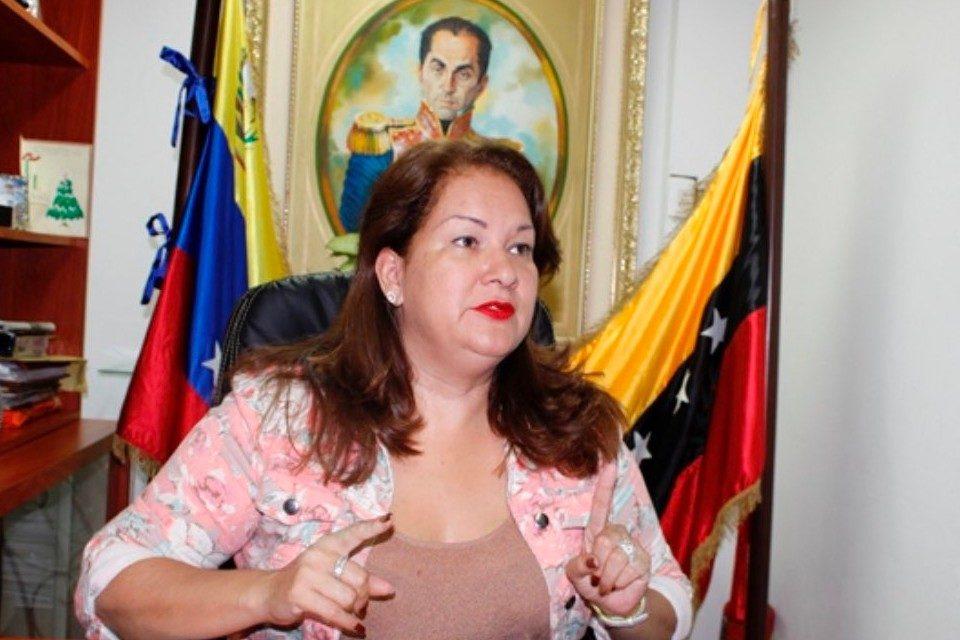 Diputada Vilma Rivas