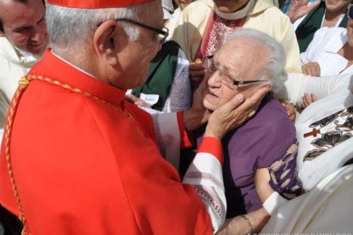 madre cardenal baltazar porras
