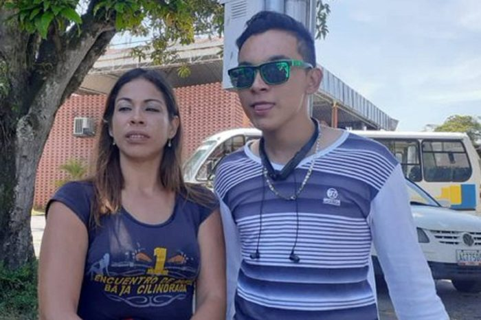 Madre de Rufo Chacón exigió juicio contra policías que agredieron a su hijo