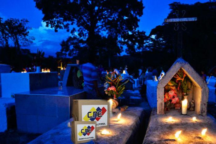 El cadáver insepulto de las elecciones parlamentarias, por Tulio Hernández
