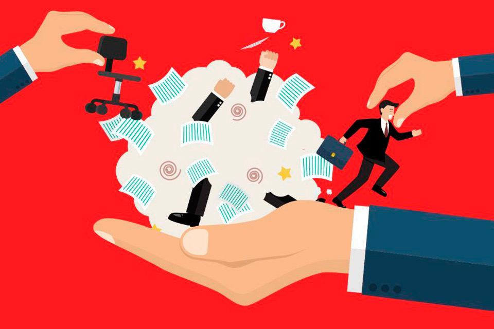 El caos ineludible para las empresas
