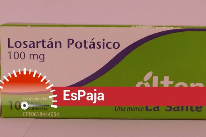 EsPaja La Santé Antihipertensivos