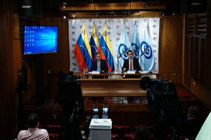"""Las 5 """"perlas"""" de Jorge Arreaza y Tarek William Saab al """"desmontar"""" el informe ONU"""