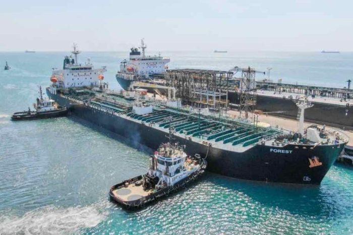 llega más gasolina iraní