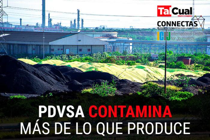 Pdvsa contamina