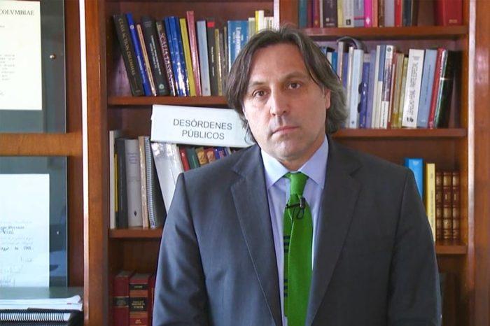 Francisco Cox misión ONU