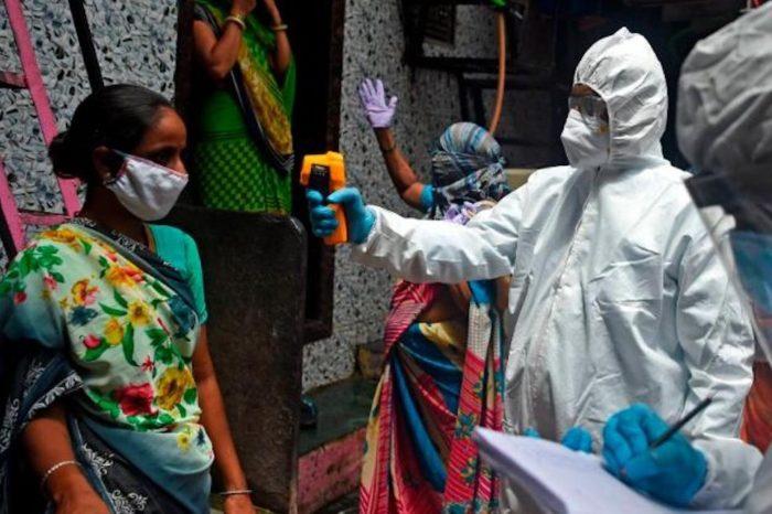 India es el segundo país con más casos de coronavirus en el mundo