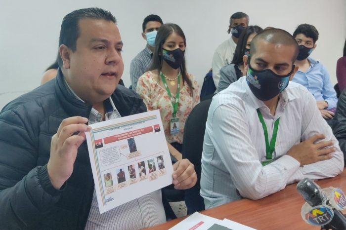 Javier Tarazona FundaRedes ELN