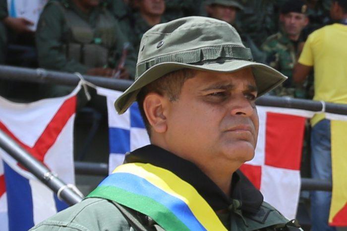 Falleció el general de brigada José Ramón Alfonzo Sayago por presunto coronavirus