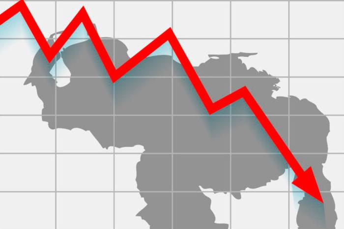 La tragedia económica y social de Venezuela,