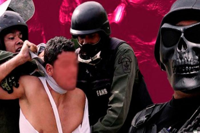 Las aberraciones sexuales del aparato de represión chavista