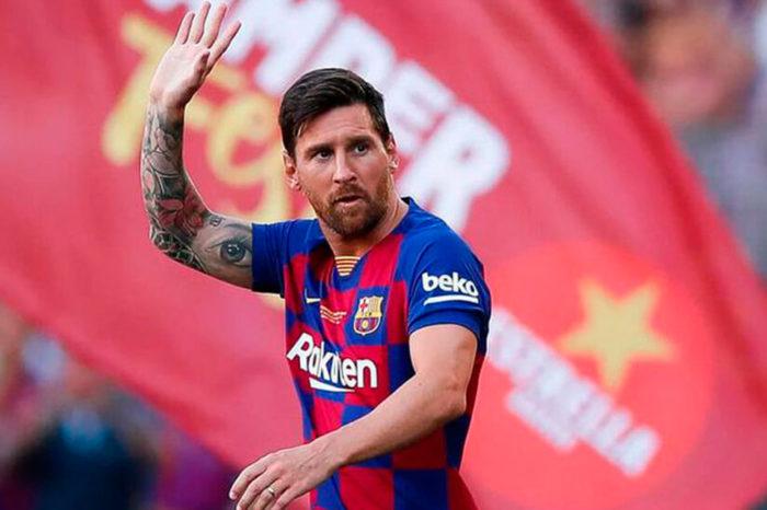Lionel Messi vs. Fútbol Club Barcelona, por Gustavo Franco