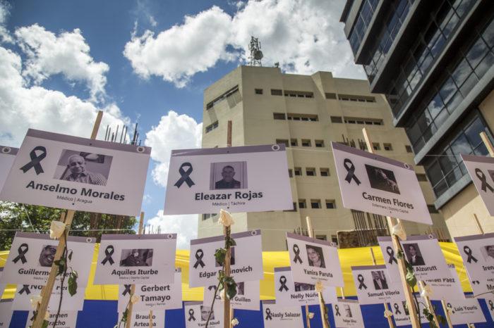 Personal de salud Médicos fallecidos por covid-19