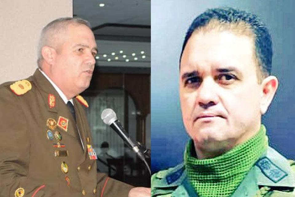 fallecen por covid-19 generales de las ZODI Miranda y Amazonas