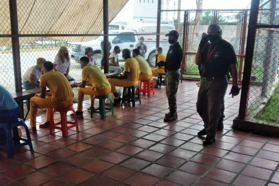 Muertes por desnutrición y tuberculosis cárceles