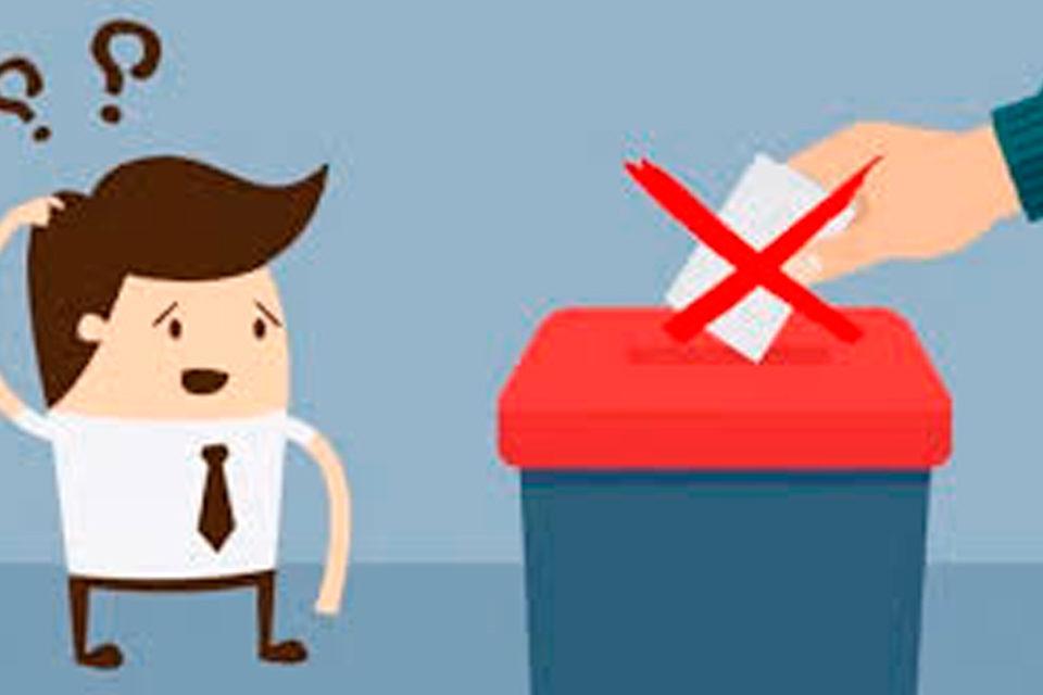 Ni elecciones ni consulta