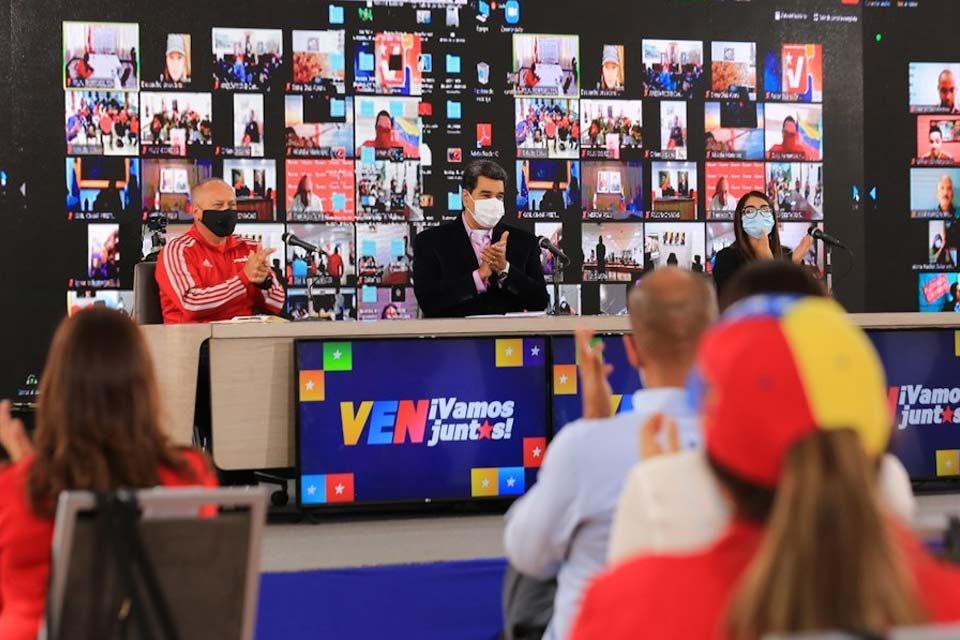 Maduro Comando de Campaña del GPP