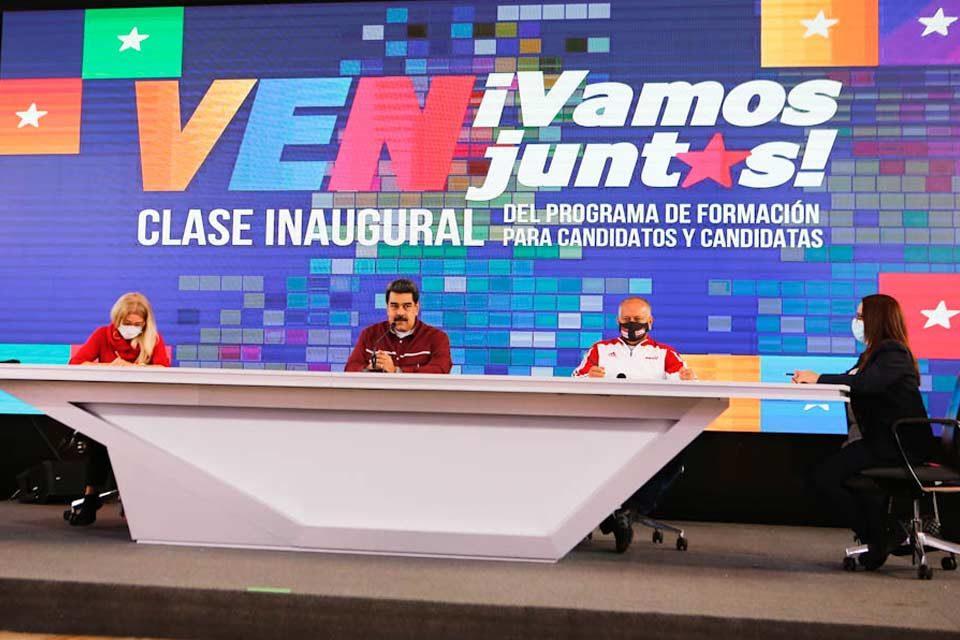 Nicolás Maduro le responde a la UE