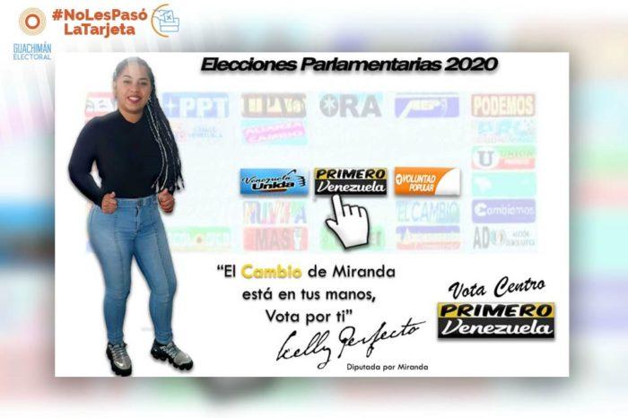 #NoLesPasóLaTarjeta | Arkiely Perfecto y Lucila Pacheco aplicaron el doble salto