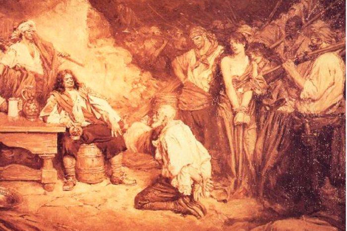 Piratas, mitología del ladrón y héroe