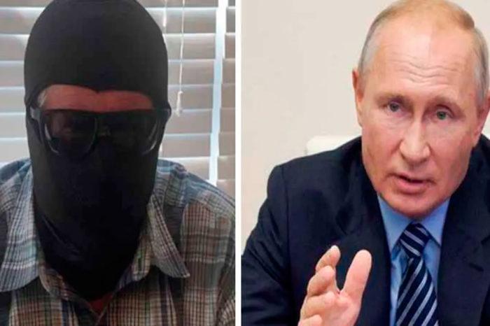 Putin me quiere muerto