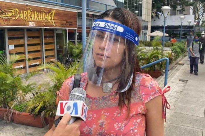 Siurca Noguera, venezolana VOA EEUU
