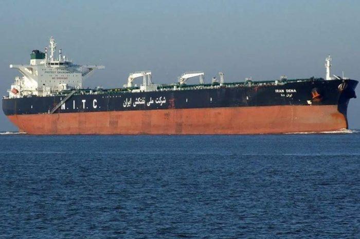 Tanqueros de Irán con gasolina iraní : Fortune
